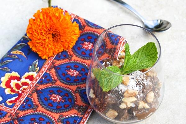 Chocolate avocado chia pudding  1 of 1 2