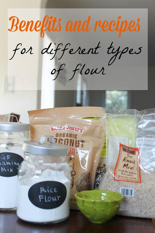 Different flour uses  1 of 1
