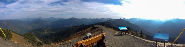 Hiking panoramic  1 of 1