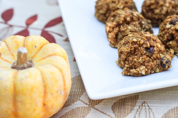 Pumpkin breakfast cookies  1 of 1 2