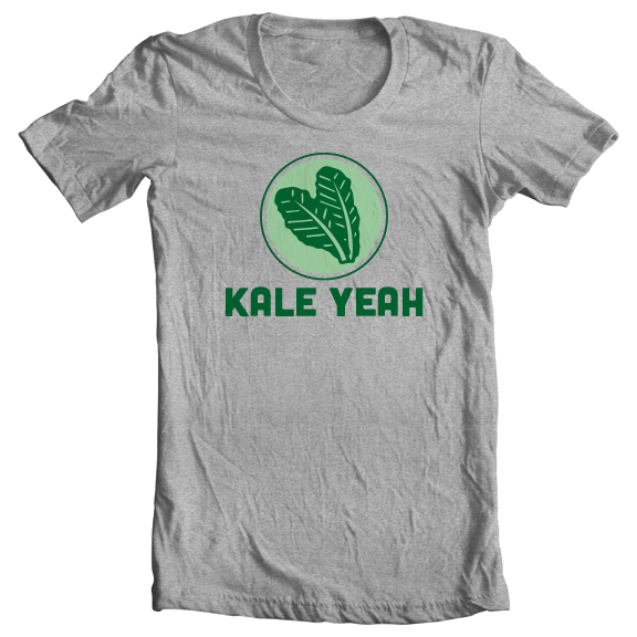 1 Kale sample