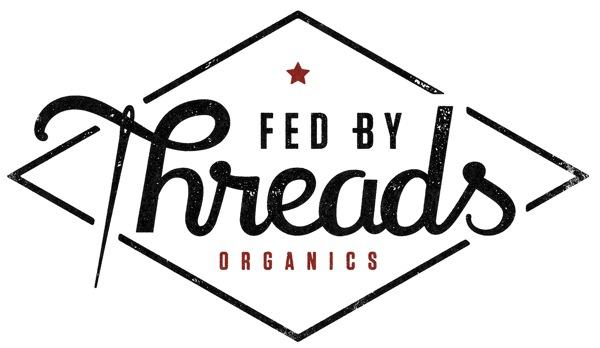 Fed By Threads Logo Diamond