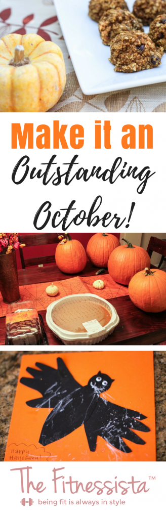 Make this an Outstanding October with these fun suggestions! October is fun month no matter what, but here are some ideas to kick it off with! fitnessista.com