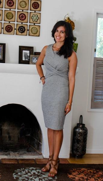 Grey dress  1 of 1