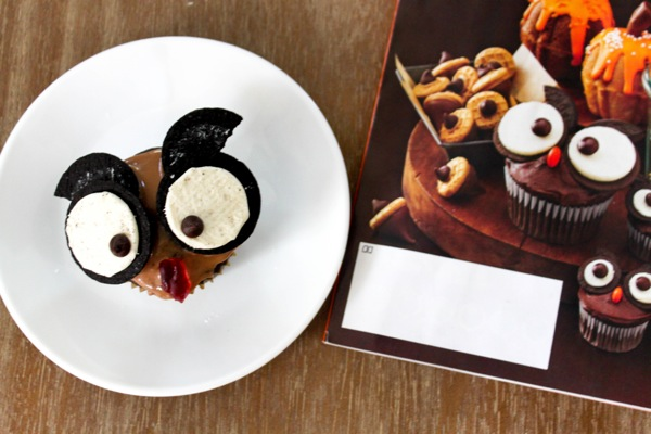Owl cupcakes  1 of 1