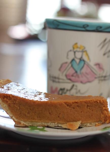 Pumpkin pie  1 of 1
