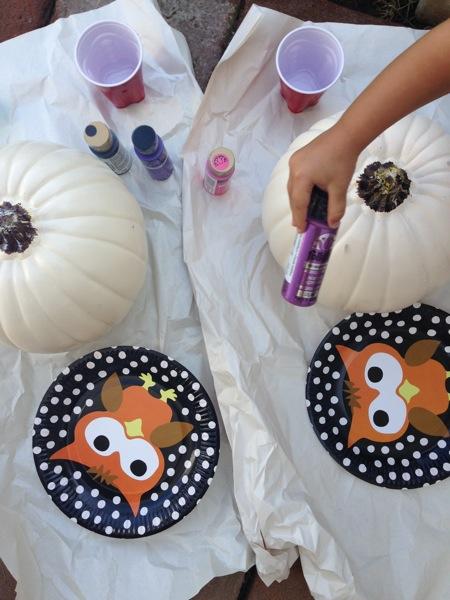 Pumpkin stuff