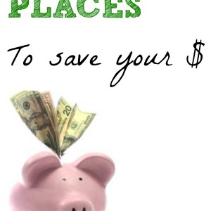 The 3 best places to save your money