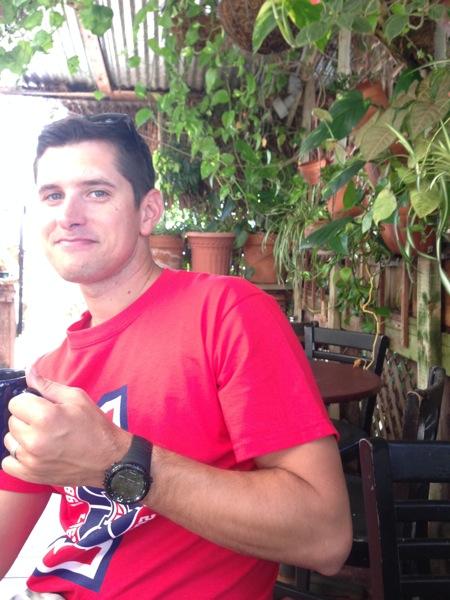 Tom at ranchos