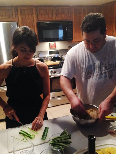 Cooking w uncle e