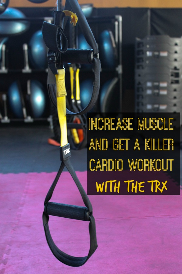 The TRX delivers a killer strength and cardio workout while also working your core! Here's how to use the TRX, the best TRX exercises to try, and a complete circuit workout for you! fitnessista.com | #trx #trxexercises #trxworkout