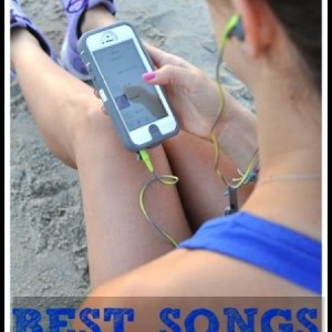Best songs for interval training