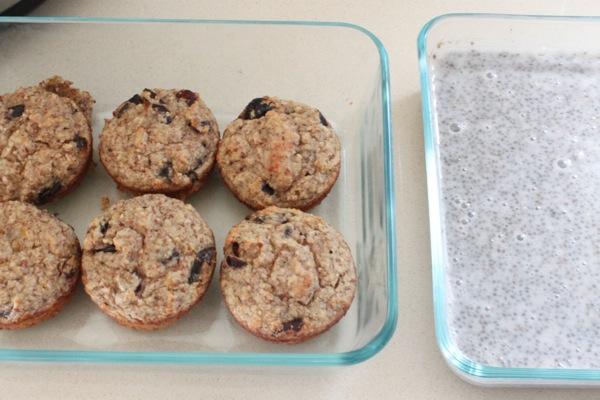 Muffins and pudding  1 of 1