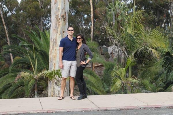 Us at Balboa