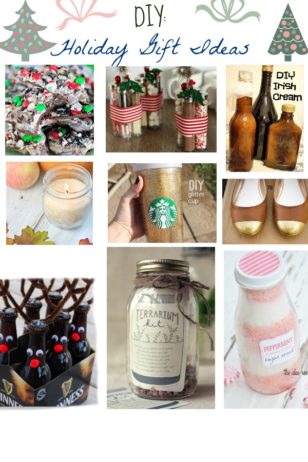 DIY holiday gift ideas that your friends and family will love! fitnessista.com