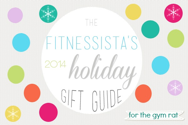 Gift guide for gym rat