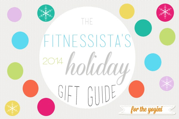 Gift guide for the yogini