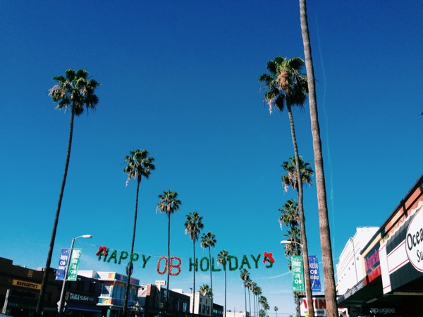 Ob holiday