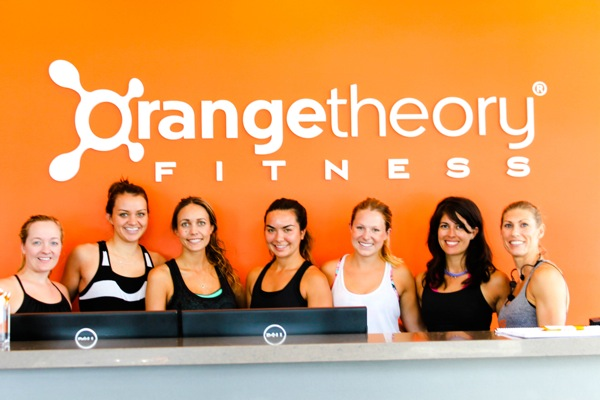 Orange theory  1 of 1