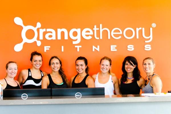 Orange theory  1 of 1