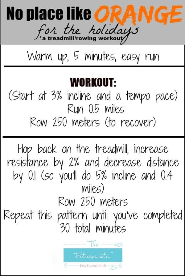 Orangetheory workout