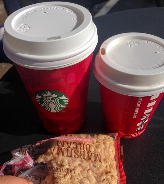 Starbucks  1 of 1