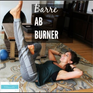 Barre Ab Burner {video}