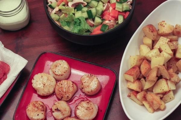 Dinner  1 of 1 21