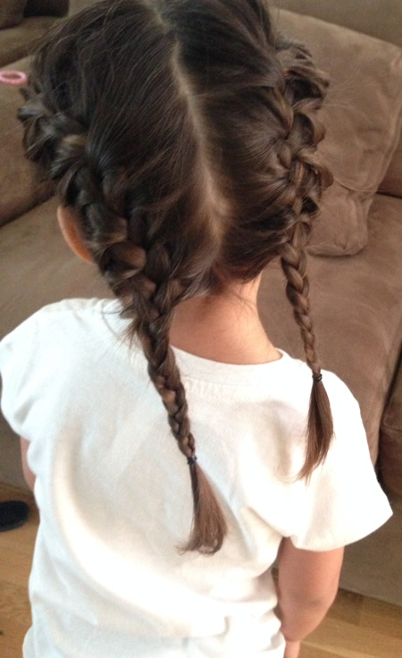 Dorothy braids
