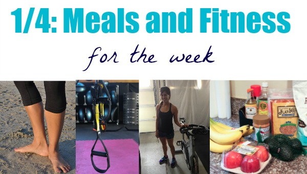 Meals and fitness