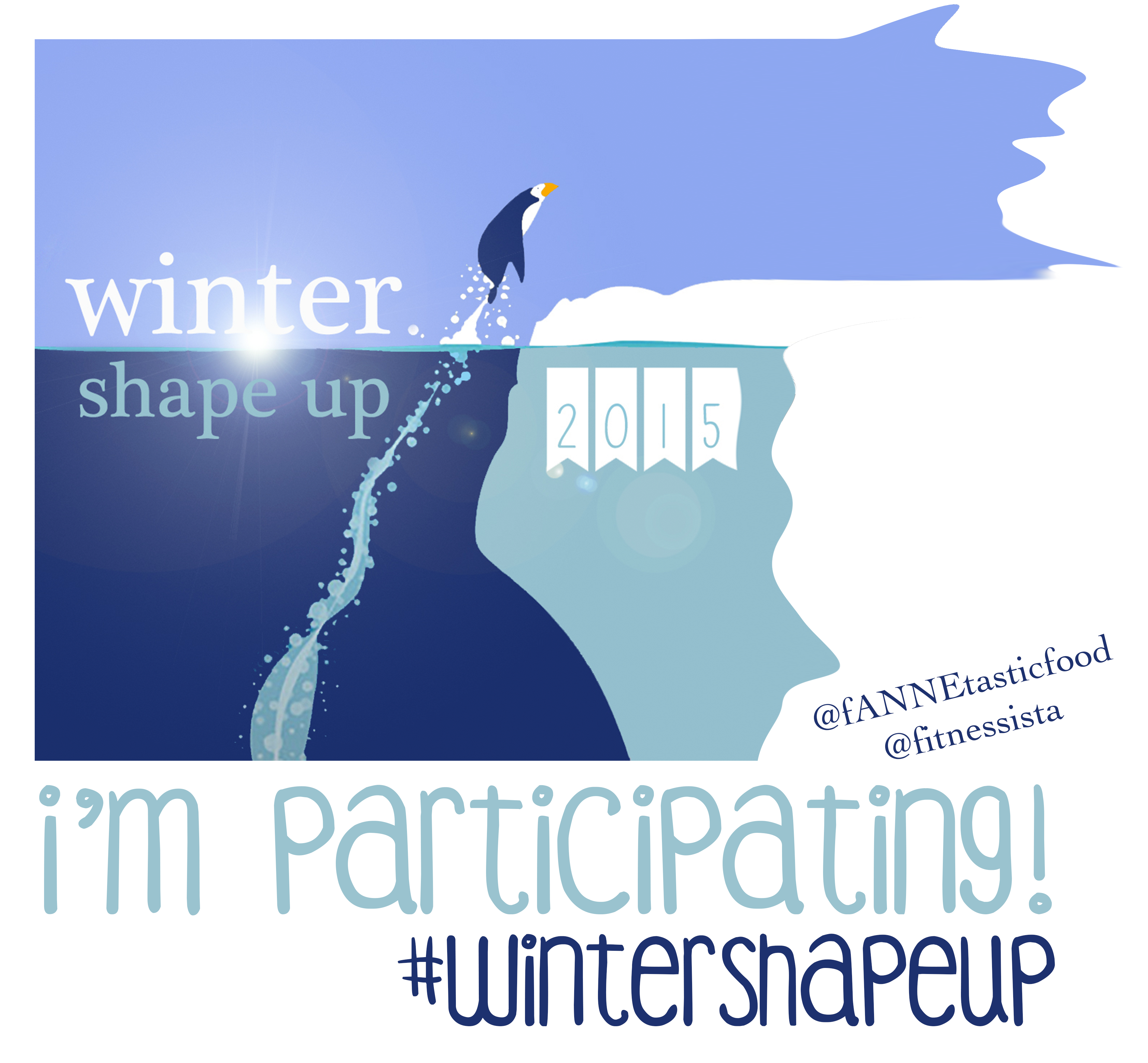 I'm participating in Winter Shape Up 2015