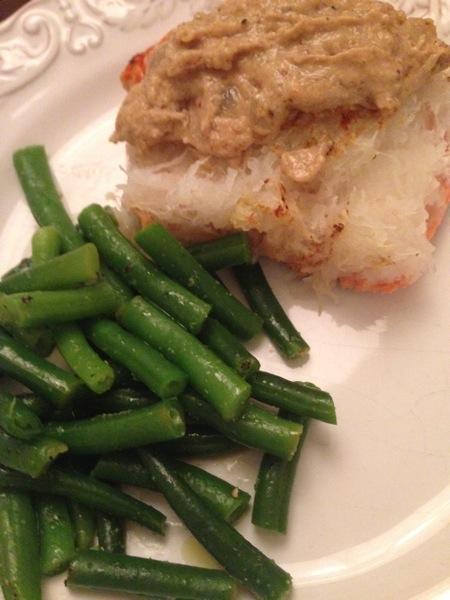 Potato salmon