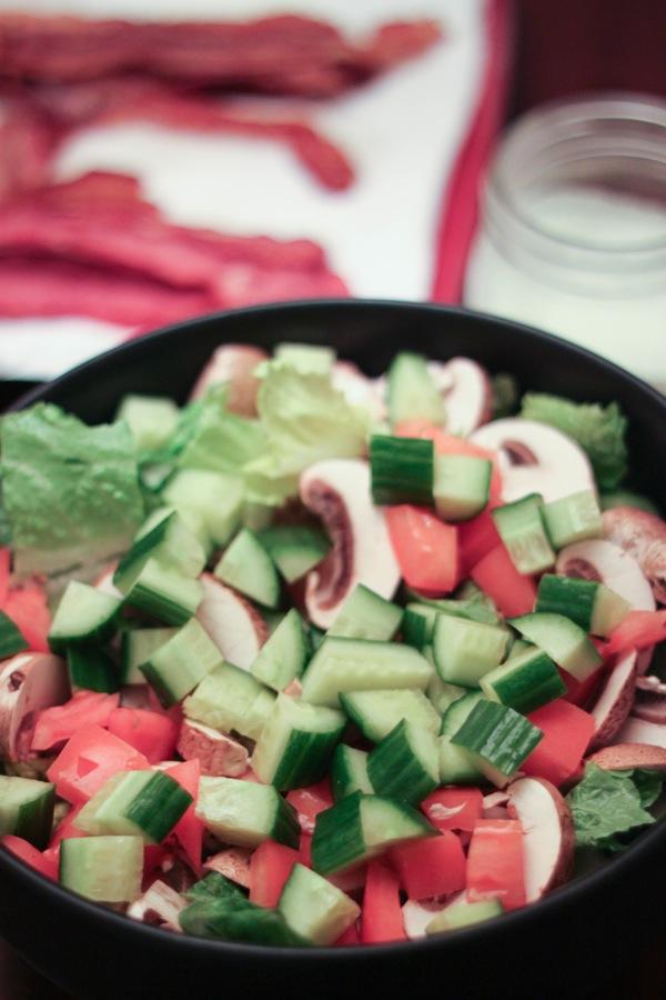 Salad  1 of 1 35