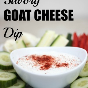 A quick and delicious dip or dressing without cow's dairy. Make now and enjoy this week with salads, fresh veggies or on a wrap! www.fitnessista.com