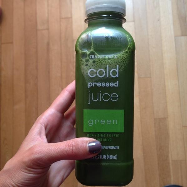 Tj green juice