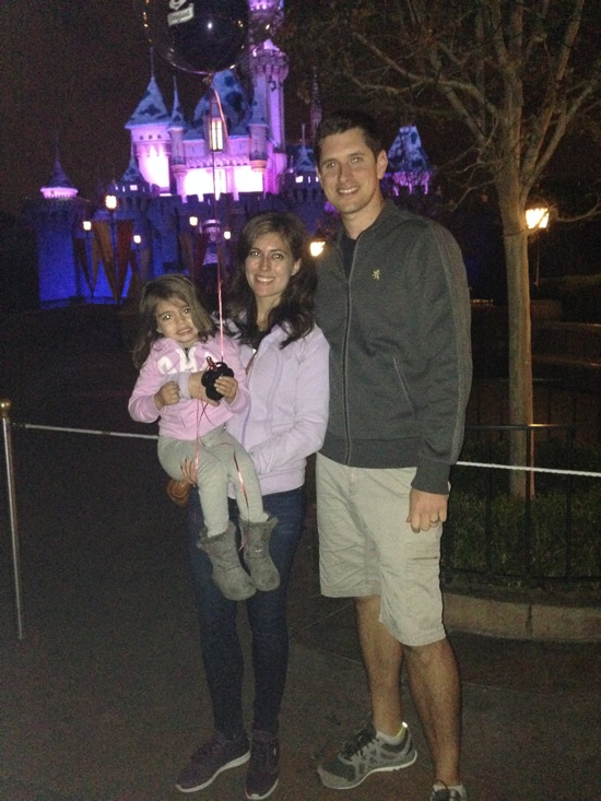 Us at disney