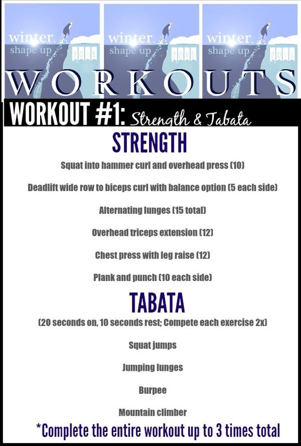 Wsu2015 week 1 workout