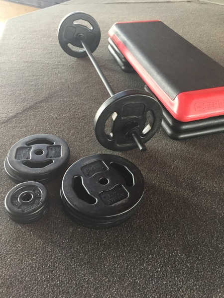 Bodypump stuff