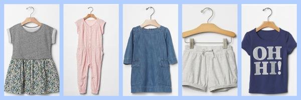 Clothes for liv