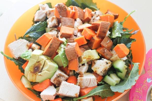Detox salad  1 of 1