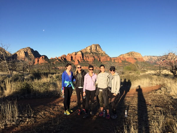 Hikinginsedona