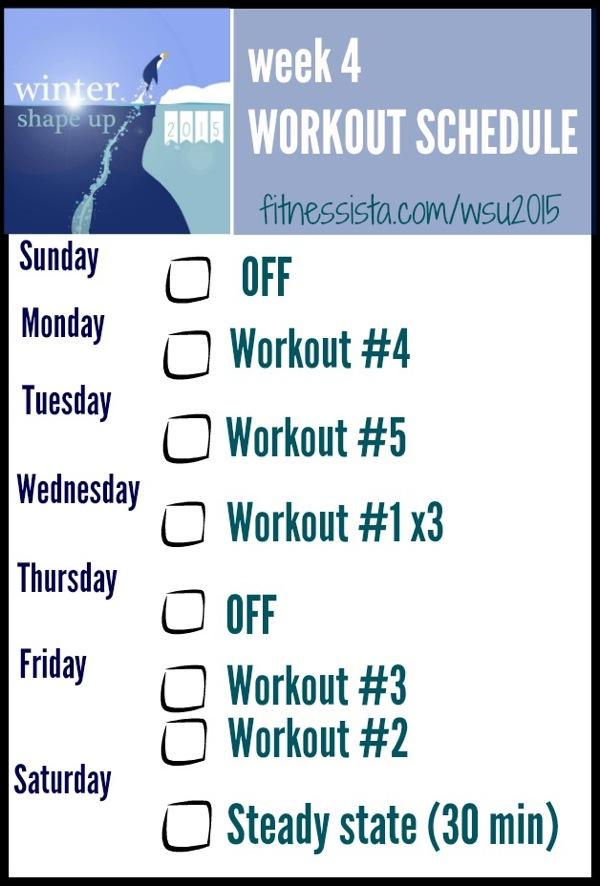 Wsu2015 week 4 schedule
