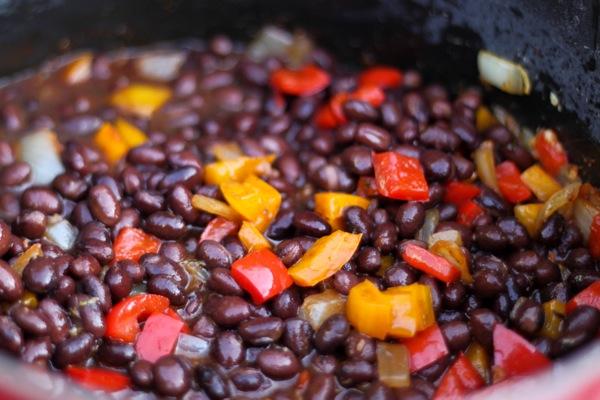 Perfect Black Beans