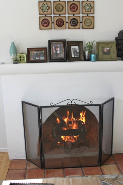 Fireplace  1 of 1 2