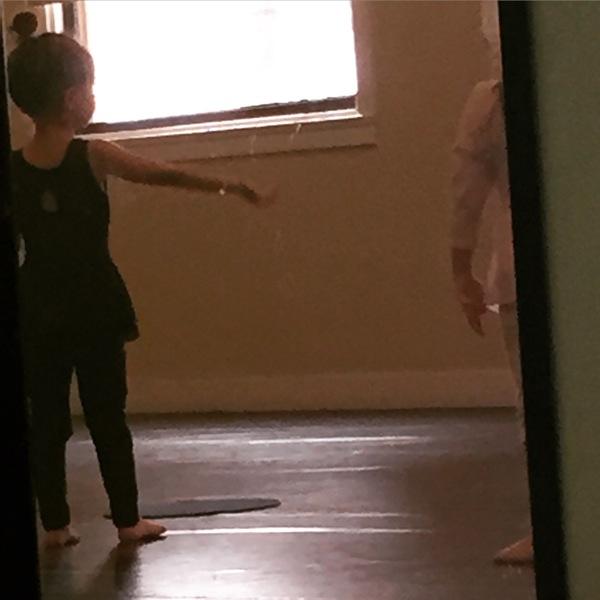 Livi dance class