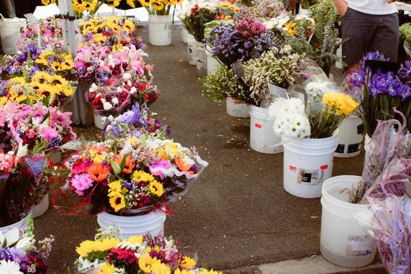 Market flowers  1 of 1