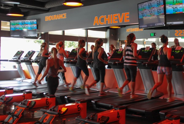 Orange theory  1 of 1 2