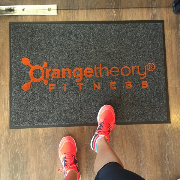 Otf and orange shoes