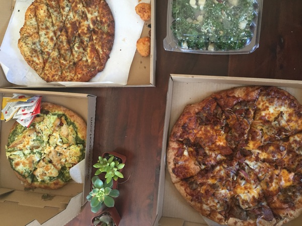 Pizza port feast