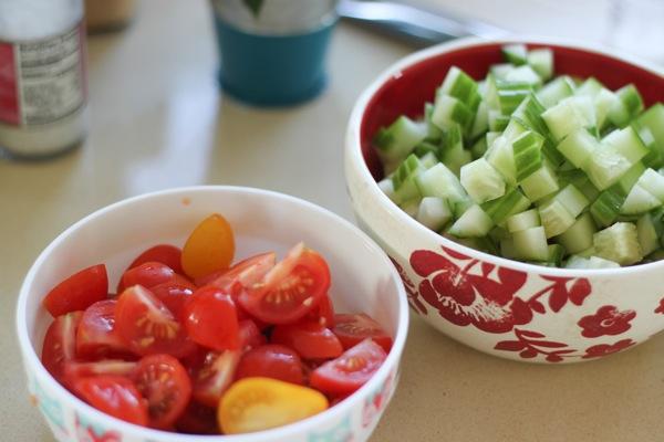 Quinoa salad  1 of 1